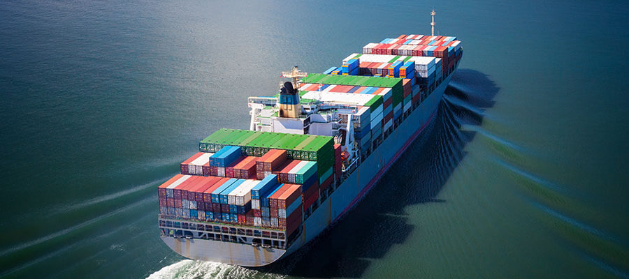 How shipping can become more sustainable
